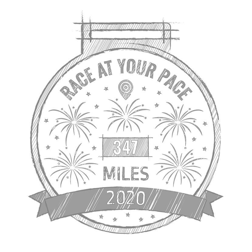 2020 Loyalty Medal Illustration