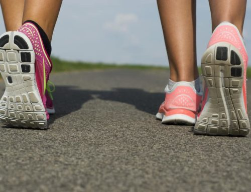 Hit Your Goals with Long Distance Walking