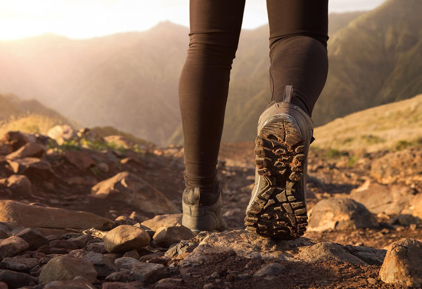 Walking Challenge